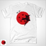 Red Sun Cell T-Shirt
