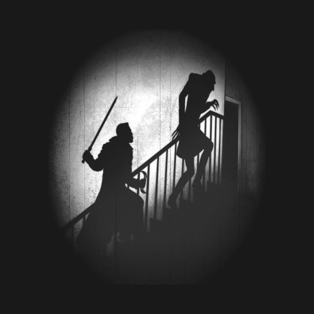 THE DAYWALKER AND THE NIGHTSTALKER