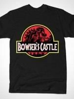 BOWSER'S JURASSIC CASTLE T-Shirt