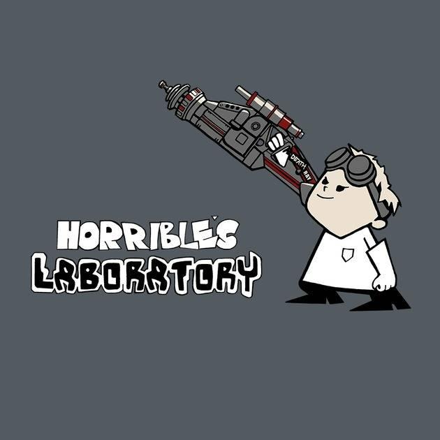 HORRIBLE'S LABORATORY