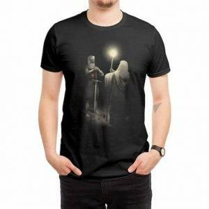 Monty Python/LOTR T-Shirt