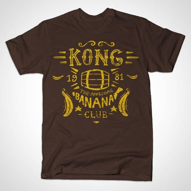 Kong Banana Club