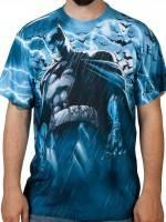 Lightning Batman T-Shirt