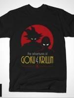 ADVENTURES OF GOKU & KRILLIN T-Shirt