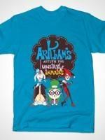 Bats Home for Psychotic Friends T-Shirt