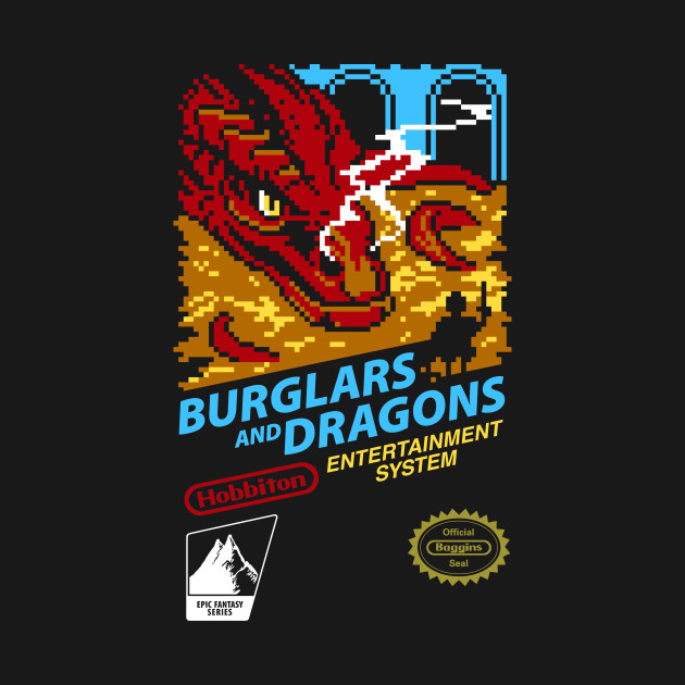 Burglars and Dragons