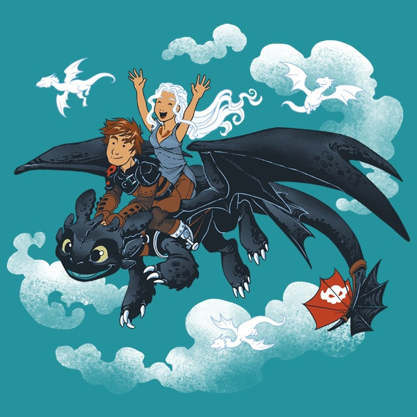 Dragon Riders