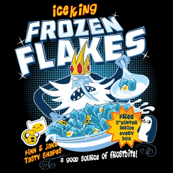 Frozen Flakes