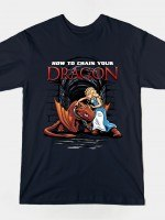 How to Chain Your Dragon T-Shirt