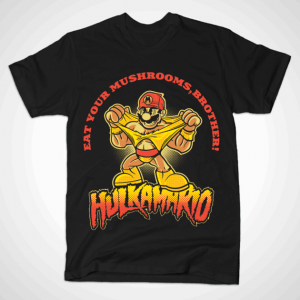 eca569f0c Hulkamania T-Shirt List