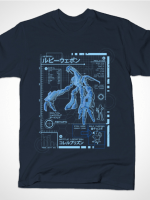 RUBY BLUEPRINT T-Shirt