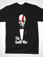 THE GOD OF WAR AND DEATH T-Shirt
