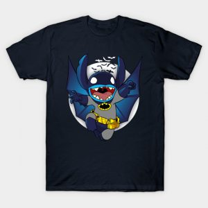 Stitch/Batman T-Shirt