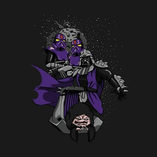The Dimension X Empire