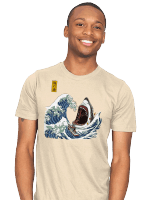 The Great White Off Amity T-Shirt