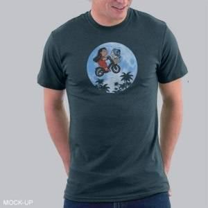 626 Phone Home T-Shirt