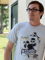 Heisenberg Self Portrait T-Shirt