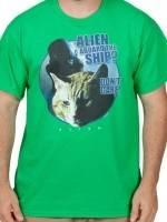 Jones Dont Care Alien T-Shirt