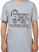 Nothings Over Animal House T-Shirt