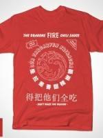 Targaryen Chili Sauce T-Shirt