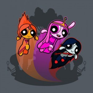 ADVENTURE PUFF GIRLS