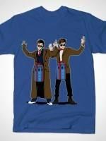 DOC IN A BOX: TARDIS LOVERS T-Shirt
