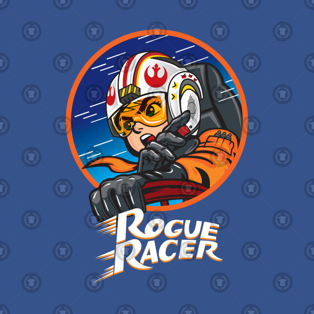 GO ROGUE RACER GO!