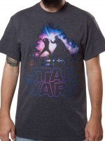Saber Fight Star Wars T-Shirt