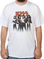 Throwback Pose KISS T-Shirt