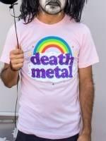Death Metal Pink T-Shirt