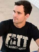 Fett, Bounty Hunter T-Shirt