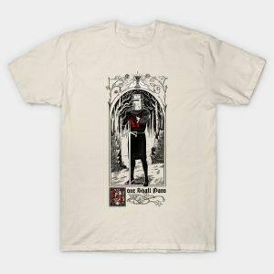 None Shall Pass Creme T-Shirt