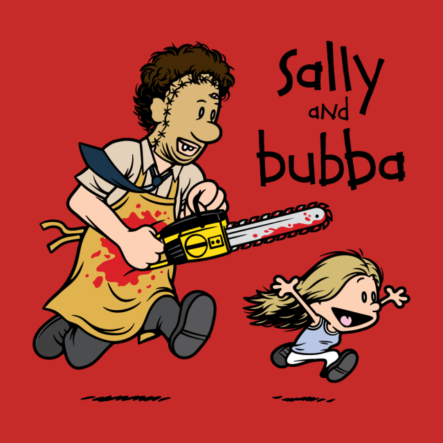 SALLY AND BUBBA
