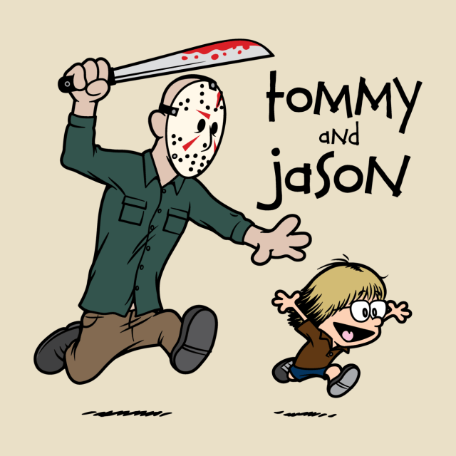 TOMMY AND JASON