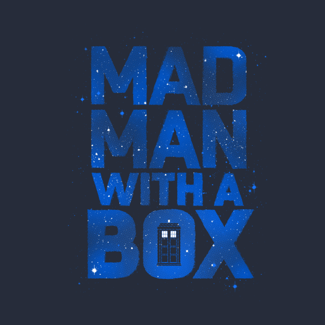 madman with a box shirt 2