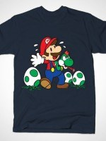 MARIO ALIEN T-Shirt