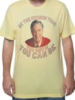 Mr Rogers Motivational T-Shirt