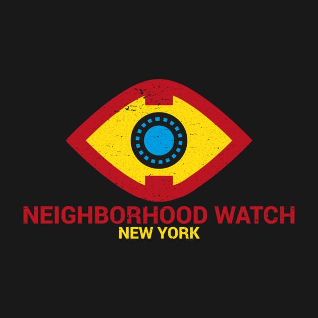 NEIGHBORHOOD WATCH - IRONMAN