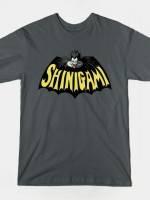 SHINIGAMI Gray T-Shirt