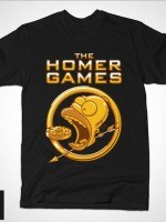THE HOMER GAMES T-Shirt