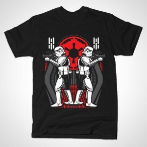 TWINS OF DESTRUCTION - STORMTROOPERS