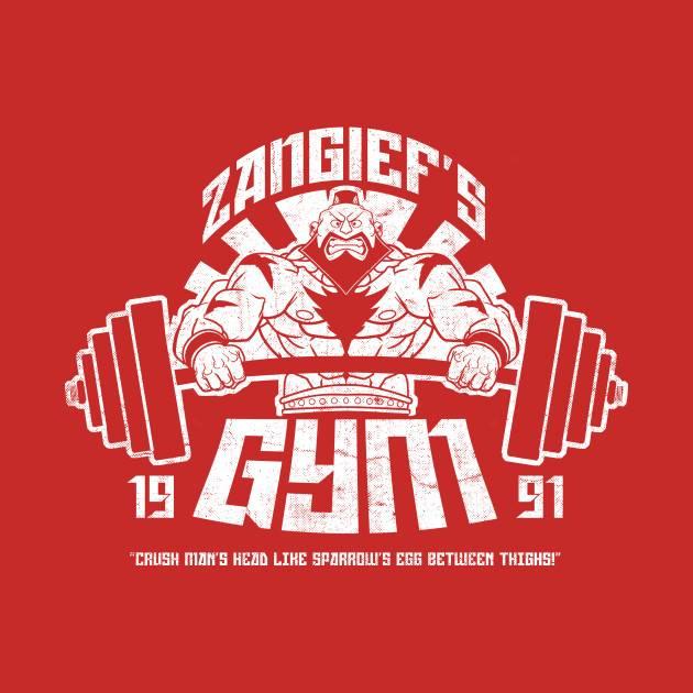 Zangief's Gym