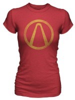 Borderlands The Pre-Sequel Vault Logo T-Shirt