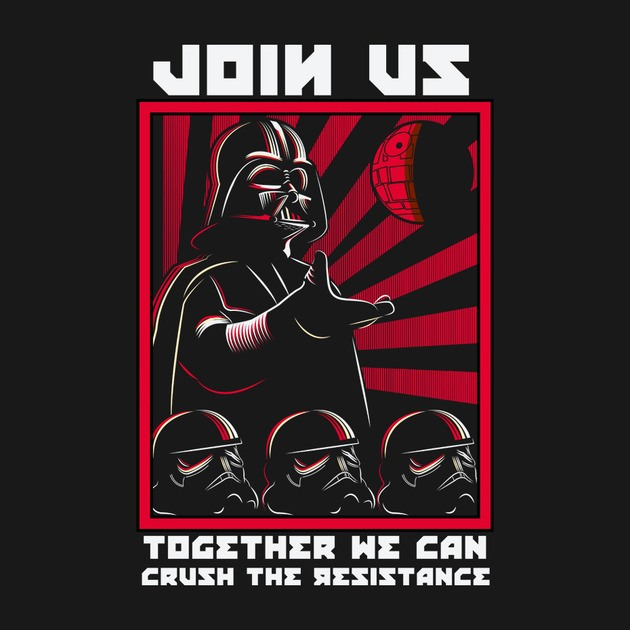 CRUSH THE RESISTANCE