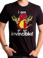 I Am Invincible T-Shirt