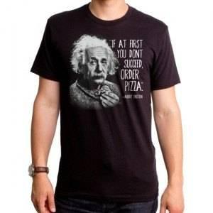 Order Pizza Einstein