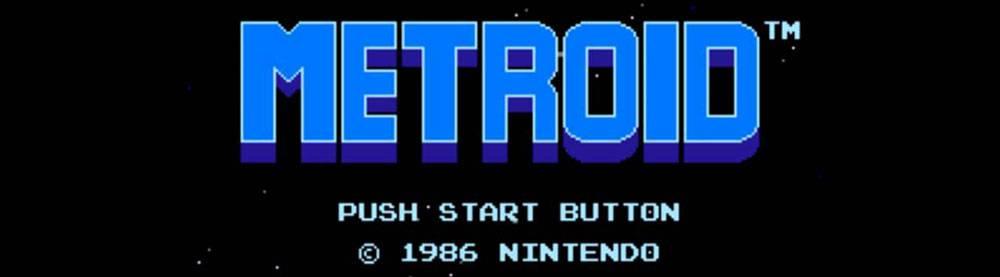 Metroid T-Shirts Banner