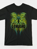 OBEY THE CTHULHU T-Shirt