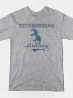 TECHNODROME MOUSERS T-Shirt