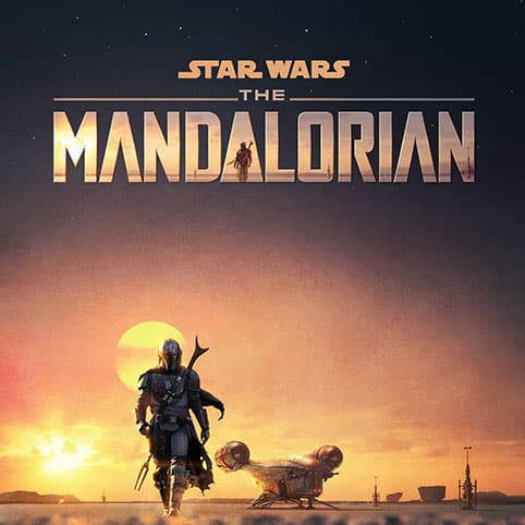 The Mandalorian T-Shirts Banner